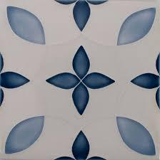 6X6 Decorative Ceramic Tile Motif C 100X100 Pratt Larson 60