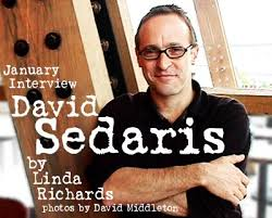 interview david sedaris