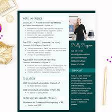 Nurse Ms Word Resume Template Pkg Resume Templates Creative Market