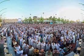 موعد صلاة عيد الأضحى 2021 بالمدن الدقهلية الغربية الشرقية القليوبية - عيون  مصر
