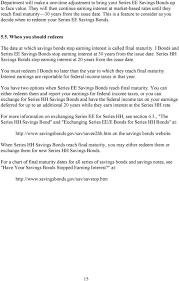 The U S Savings Bonds Owners Manual Pdf