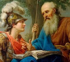نتیجه تصویری برای سقراط