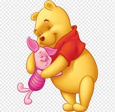 Disney Winnie the Pooh and Piglet, Piglet Eeyore Winnie the Pooh Tigger  Friendship, Winnie Pooh, love, mammal, child png | PNGWing