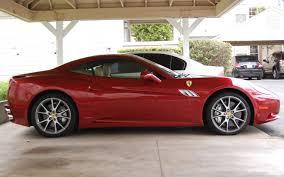 Our Cars: 2013 Ferrari California 30