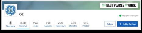 social media posts company reviews