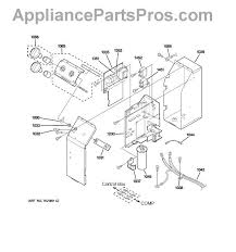 ge wjx fan mtr capacitor com part diagram