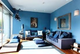 feng shui water element blue living room design idea in the science of the  water and