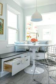 Kitchen Bench Seating Built In How To Build With Storage Table. Kitchen  Bench Seating With Storage Uk Built In Plans Corner ...