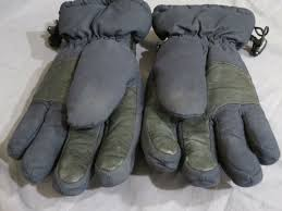 Warm Warm Winter Hotfingers Size Microlar Gloves 3 Xl Blue