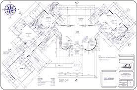 Mediterranean Home Plans  Mediterranean Style Home Designs From Estate Home Floor Plans