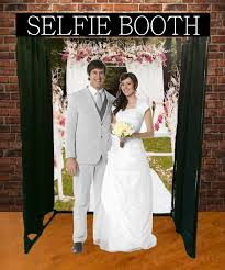 wedding photo booth. Interesting Photo Selfie Photo Booth Inside Wedding S