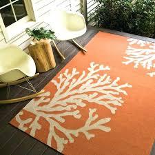 5x7 outdoor area rugs new indoor outdoor rugs branches orange gray indoor outdoor rug indoor outdoor