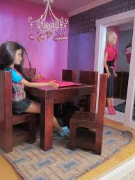 plastic barbie furniture was always so flimsy that it would tip over when you put your barbie in it plus it is really expensive and it breaks barbie doll furniture plans