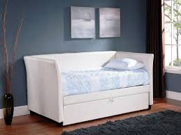 full size of daybeds white wooden daybed with double storage and black sheet photo on