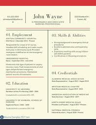 Resume Template 2017 Simple Resume Template 24 Learnhowtoloseweightnet 18