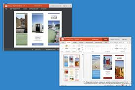 How To Make Travel Brochure Make Your Own Brochure Template Free Travel Brochure Maker Templates