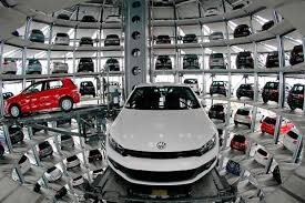 Smart Car Vending Machine Germany Magnificent Amazing Technology Get A Car From A Vending Machine Hop In And