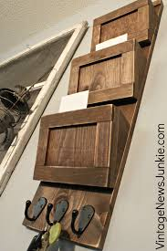 Fancy Diy Mail Organizer Crafthubs And Wood Mail Sorter Plans Together With  in Hanging Mail Organizer