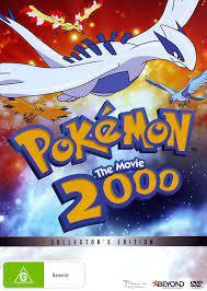 Amazon.com: Pokemon Movie 2 The Power Of One | Limited Edition | NON-USA  Format | PAL Region 4 Import - Australia: Movies & TV