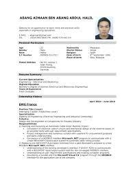 Formal Resume Format Sample Download Formal Resume Format Sample DiplomaticRegatta 5