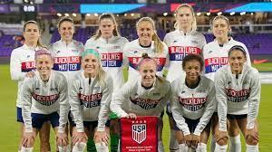 U.S. Olympic women's soccer roster ...