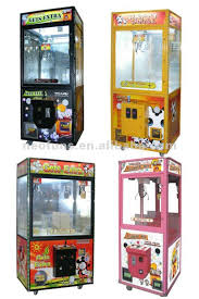 Claw Vending Machine Fascinating Cheap Amusement Toy Grabbing Coinoperated Small Toy Candy Crane