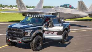 2018 ford velociraptor. brilliant velociraptor ford performance created a oneoff f150 raptor styled after the lockheed  martin f22 fighter jet for charity auction benefiting kidsu0027 interest and  to 2018 ford velociraptor s
