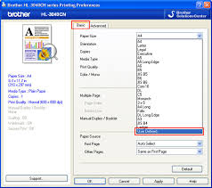 executive paper size change the default paper size and media type in windows