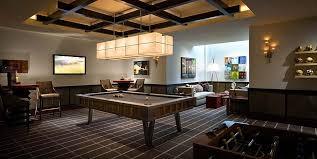 gameroom lighting. Den Lighting Ideas Family Room With Indian Wells Home Desert Game Gameroom