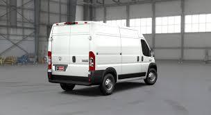 2019 ram promaster 2500 rear white exterior