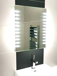 bathroom mirrors with led lights. Light Up Bathroom Mirrors Tall Mirror With Lights Surprising Design Ideas  . Led