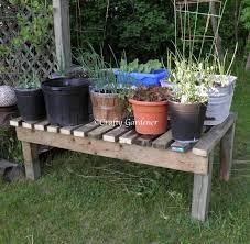 crafty gardener plant tables