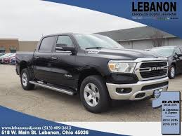 Certified Pre-Owned 2019 RAM All-New 1500 Big Horn/Lone Star Crew ...