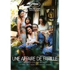 """Résultat de recherche d'images pour """"une affaire de famille film"""""""