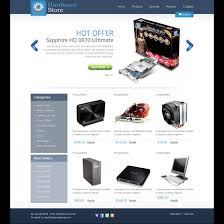 Buy Templates Online Clean And Minimal Online Hardware Store Website Template