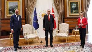 Diplomatie: Wie Ursula von der Leyen in der Türkei zur Randfigur wurde