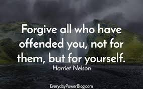 Quotes For Forgiveness