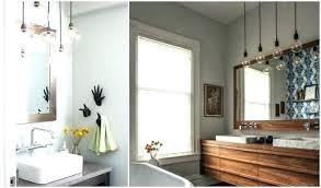 pendant lighting in bathroom. New Pendant Light For Bathroom Lights Mini Height Of . Lighting In I