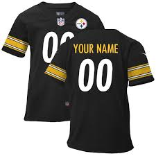 Steelers Bumblebee Jersey Youth Youth Bumblebee Steelers