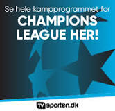 Image result for danmark tv champions league