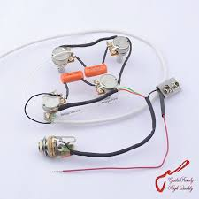popular electric guitar wire harness buy cheap electric guitar Electric Guitar Wiring 1 set guitarfamily electric guitar active pickup wiring harness ( 4x tq 25k pots 1x electric guitar wiring diagram