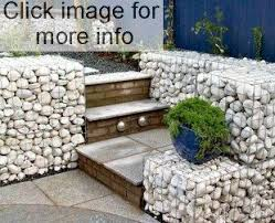Small Picture 219 best gabions images on Pinterest Gabion wall Street
