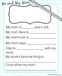 Small Picture Free Printable Mothers Day Worksheets Coloring Pages Sheets