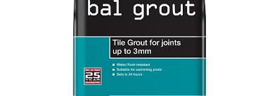 Grouts Bal Adhesives
