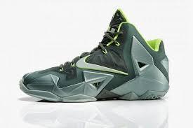 lebron james shoes 12 green. upcoming nike lebron xi 11 dunkman release information lebron james shoes 12 green
