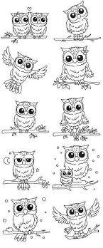 Owl Drawing Sketches More Cute Drawings Pinterest Tekenen