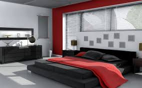 Lovely Wow Red And Black Bedroom 94 Remodel Home Decoration For Interior Design  Styles With Red And
