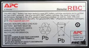 Сменная <b>батарея APC</b> RBC115 (Replacement <b>Battery</b> Cartridge 115)