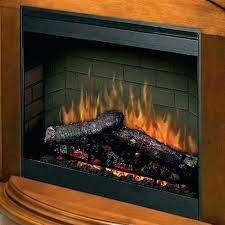 extra realistic electric fireplace insert most tv stand uk with sound heater stove smoke dimplex