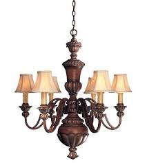 minka lavery 6 light chandelier in walnut minka lavery studio 5 collection minka lavery laurel estate 4 light